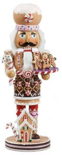 Kurt Adler Christmas Nutcracker
