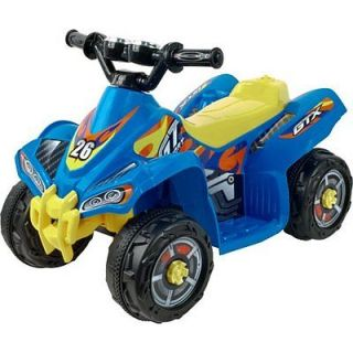 Kids Ride on Toy Rider Battery Powered Blue Bandit GT Sport New Car Gift