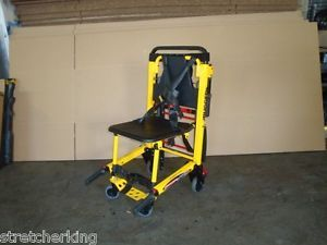 Stryker 6252 Track Stair Chair Stretcher EMT EMS Ferno Free SHIP