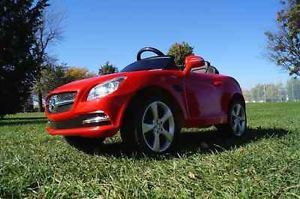 Mercedes Benz Ride on Toy Car Kids Battery Operated Remote Control Licensed