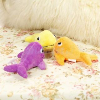 Lot 3 Soft Plush Whale Doll Fun Sea Animal Story Toy Kids Gift Baby Room Decor
