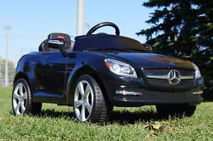 Power Mercedes SLK Battery Kids Ride on Car Electric Childrens Toy Car w Remote