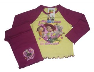 Girls Pyjamas Disney Toy Story Jessie