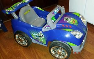Electric Kids Power Wheels Toy Story Age 2 5 Buzz Lightyear Car