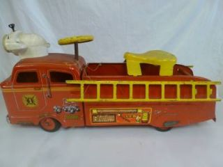 Vintage Marx Toy Trucks