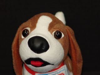 Beagle Puppy Dog Heb Grocery Plush Mascot Dog Max Savings Stuffed Animal Toy