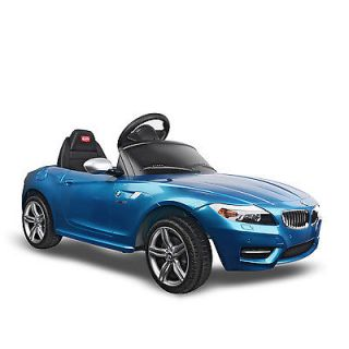 BMW Z4 6V Electric Battery Power Ride on Kids Toy Car w Parent Remote Control