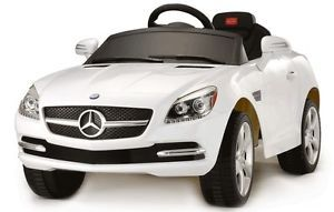 Ride on Toys Licensed Mercedes Power Wheel Remote R C Kids Toy  Electric Cars