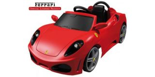 Kids Red Ferrari Sports Super Car Battery Powered Operated Electric Ride on Toy