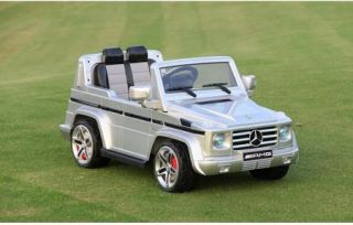 Licensed Mercedes Ride on Toy Electric Car Kids Power Wheels Remote C G55 2014
