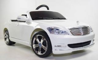2014 Mercedes S600 Electric Kids Ride on Car Toy Remote Control