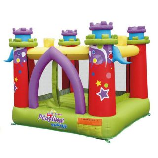 Playtime Castle Inflatable Bounce House