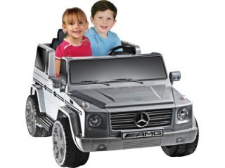 New 12V Mercedes Benz G55 Ride on Power Kids Ride on Wheels Licensed Car