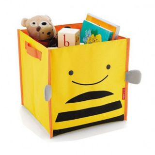 Baby Kid Child Nursery Decor Skip Hop Zoo Clothes Toys Books Dolls Storage Bin