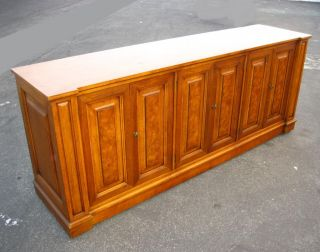 Vintage Mid Century Modern Henredon Town Country Sideboard Buffet Credenza