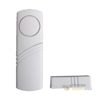 Wireless Longer Door Window Burglar Alarm System Home New Device Safety Security