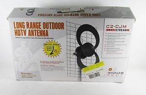 C2 CJM ClearStream Antennas Direct Long Range Outdoor HDTV TV Antenna