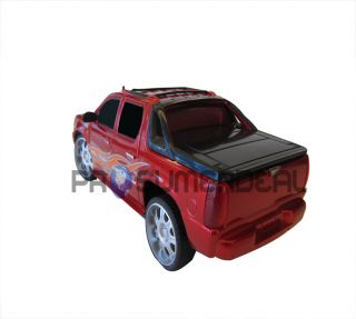 1 28 Red Cadillac Escalade RC Radio Remote Control Racing Track Toy Recommend 6