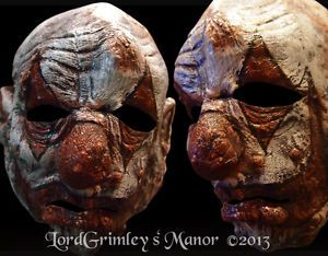 New 2013 Bruiser The Clown Halloween Mask Prop Horror Tom Devlin Horror Monster