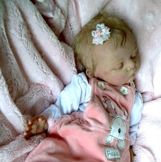 Reborn Amazing Sold Out Linus by G Legler Lullaby Lake Beautiful Baby Girl