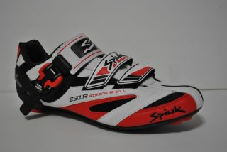 New Spiuk ZS1 R01 Road Cycling Shoes Size 41 7 5 Plus Extra Insoles MSRP $139 99