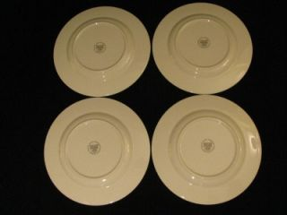 Royal Doulton Everyday Cinnabar Set of 4 Salad Plates China Dishes Replacement