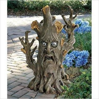 Rotten Bark The Petrified Forest Tree Spirit Halloween Decor Displays Props
