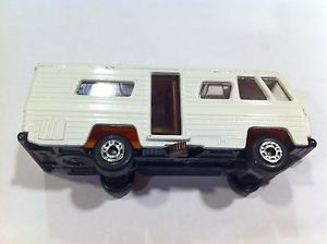 Vintage Matchbox Car Lesney England 1970's Mobile Car Trailer Home 54