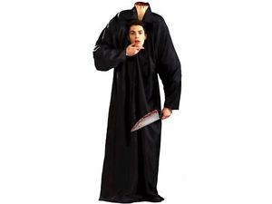 Headless Man Adult Costume Halloween Horror Scary
