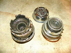 Ford Truck F150 F250 Bronco Automatic Locking Hubs