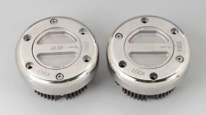 Mile Marker Supreme Locking Hubs 490 Cast Aluminum