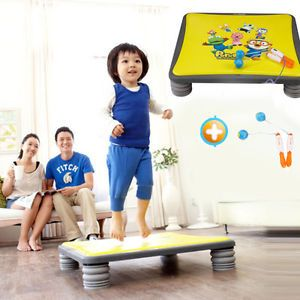 Hyundai Hmall Pororo Children Kids Baby Air Board Jumping Excercise Jump Rope