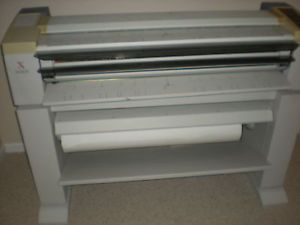 Xerox 3001 Large Format Plotter Full Color Printer