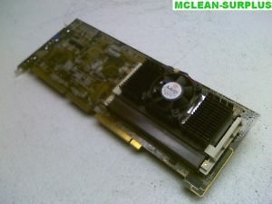 MSPC 6886 Intel 440BX Slot 1 Single Board Computer SBC Pentium II 333MHz