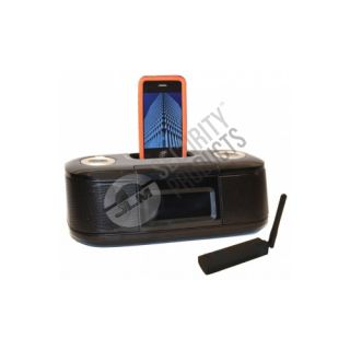 iPhone Dock Digital Wireless Hidden Camera IP Internet USB Spy Nanny Cam WiFi