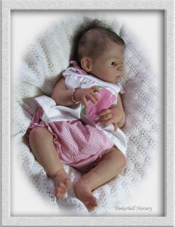 Tinkerbell Nursery Reborn Helen Jalland Complete Full Bodied Newborn Baby Doll