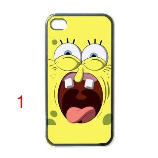 New Spongebob Squarepants Apple iPhone 4 Case