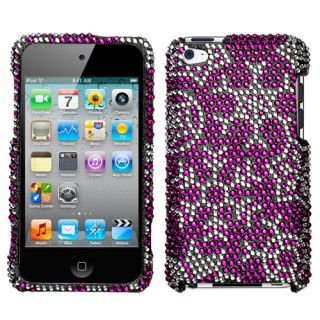 Freeze Bling Hard Case Apple iPod Touch 4 4G Accessory