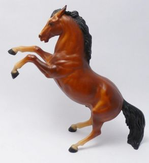 Traditional Breyer Horse No 700993 Bay Fighting Stallion Chris Hess
