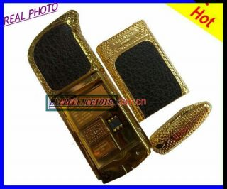 Unlocked Luxury Gold Vish Cell Phone T Mobile GSM Phone