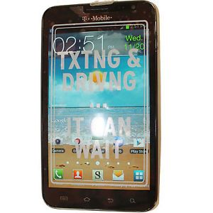 New Unlocked T Mobile Samsung Galaxy Note 4G SGH T879 GSM Phone Black