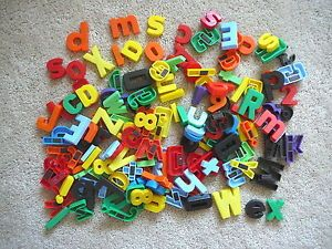 Magnetic Letters Numbers