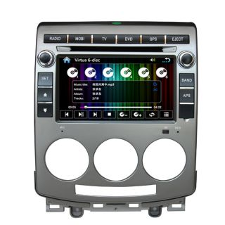 Car GPS Navigation Radio HD Touch Screen TV DVD Player for 2005 2010 Mazda 5
