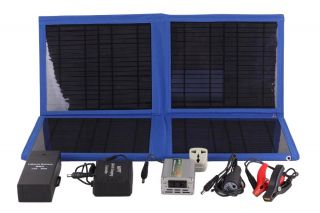 20 w Portable Solar Power Panel Battery Charger Laptop