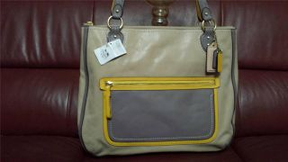 Coach Leather Bags Purses Totes