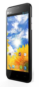 New Blu Dash 5 0 D410A Unlocked GSM Dual Sim Android Cell Phone Black