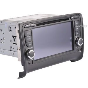 Car DVD GPS Navi for Audi TT 2006 2013 Bluetooth iPod Radio Pip VCDC IPHONE5 Map