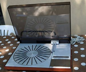 Bang Olufsen Belt Driven Beogram B O 4004 Vintage Turntable Record Player