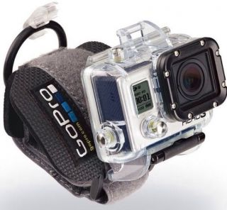 GoPro HERO3 Wrist Housing Diving Camera Mount Accessories Hero Photo Waterproof