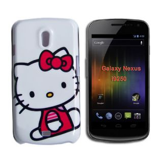 Hello Kitty Hard Back Case Cover for Samsung Galaxy Nexus Prime I9250